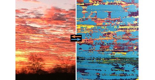 TheRoadsEdge Blog, Abstract Skys