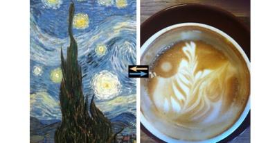 TheRoadsEdge Blog, Starry Night Foam